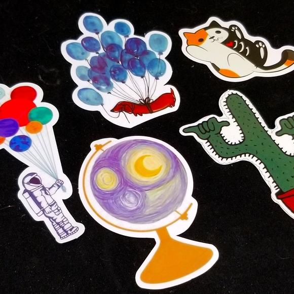Prick Sticker Bundle
